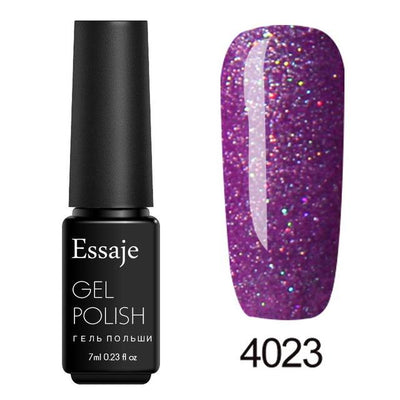Shiny Color UV Gel Nail Polish - 4023