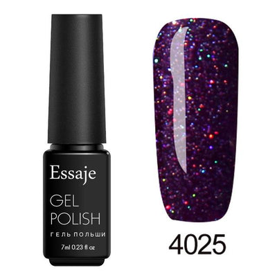 Shiny Color UV Gel Nail Polish - 4025