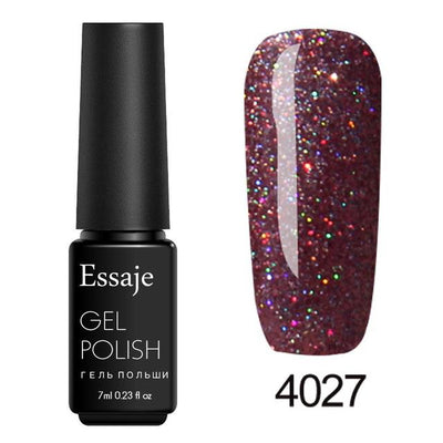 Shiny Color UV Gel Nail Polish - 4027