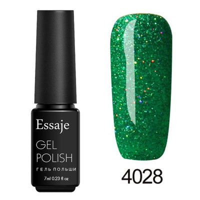 Shiny Color UV Gel Nail Polish - 4028