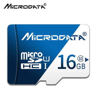 Micro SD Flash Memory Card - 16 GB