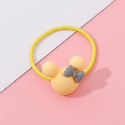 Cute Elastic Hair Band - 17