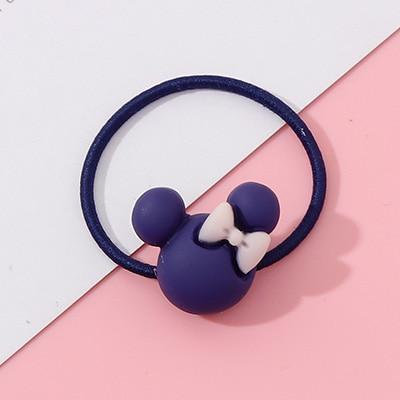Cute Elastic Hair Band - 18