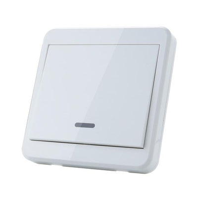 Wireless Room Lighting Switch - 1 Buttons