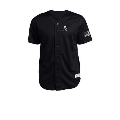 Summer Casual T-shirt - Black / M