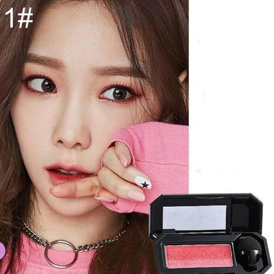 Double Color Eyeshadow Palette - 1