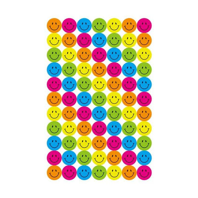 Cute Emoji Expression Sticker Sheet - 4