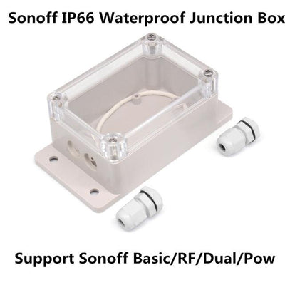 WiFi Wireless Switch - 1pcs Waterproof Box