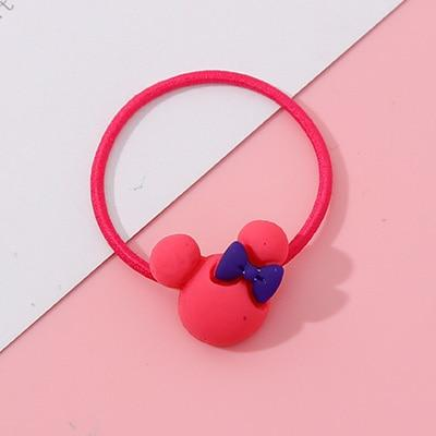 Cute Elastic Hair Band - 20