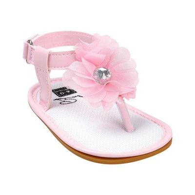 Princess Slippers for Babies - Pink / 1