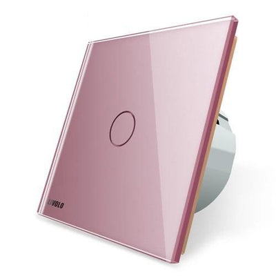 Wall Touch Sensor Switch - Pink