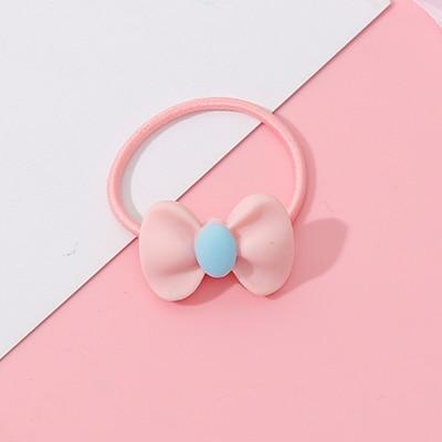 Cute Elastic Hair Band - 26
