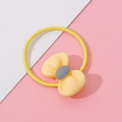 Cute Elastic Hair Band - 27