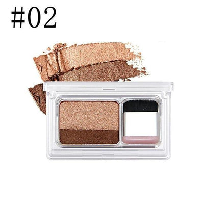 Dual Color Eye Shadow - 2