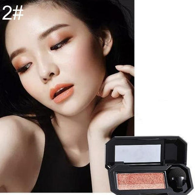 Double Color Eyeshadow Palette - 2