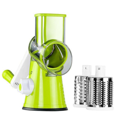 Manual Vegetable Cutter - Green