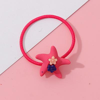 Cute Elastic Hair Band - 35