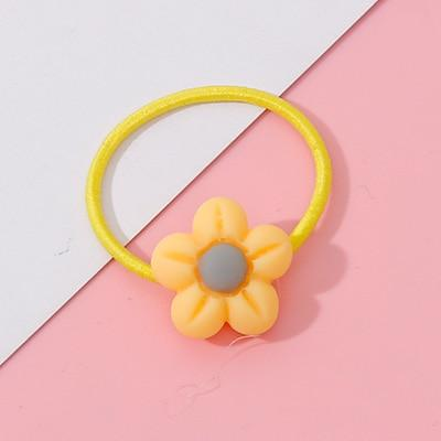 Cute Elastic Hair Band - 37