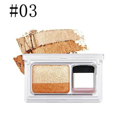 Dual Color Eye Shadow - 3