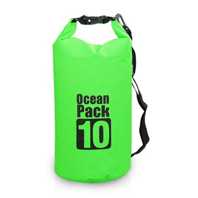 Water Floating Bag Roll Top Sack For Kayaking Rafting Boating River