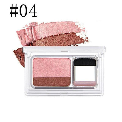 Dual Color Eye Shadow - 4