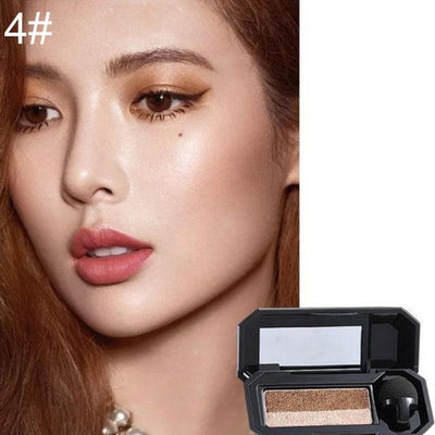 Double Color Eyeshadow Palette - 4
