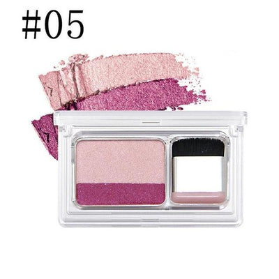 Dual Color Eye Shadow - 5