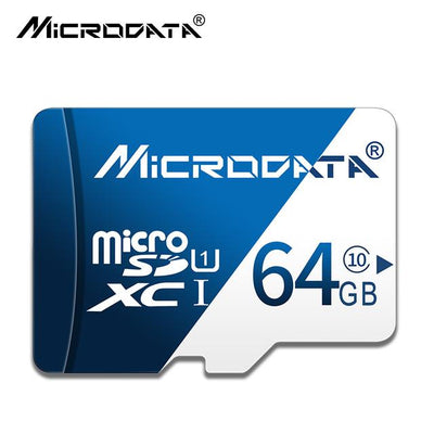 Micro SD Flash Memory Card - 64 GB