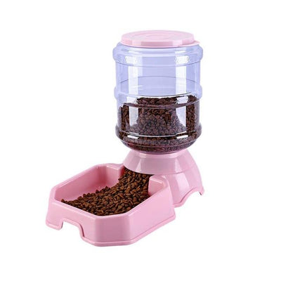 Automatic pet feeder - A