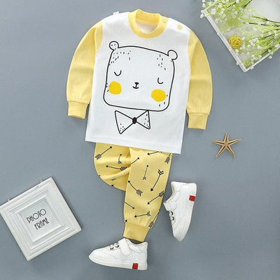 Infant Comfortable Cloth Sets - A 19 / 3m