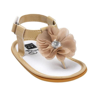Princess Slippers for Babies - Khaki / 1