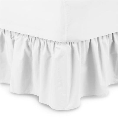 Lace Princess Bedspreads - White / Queen