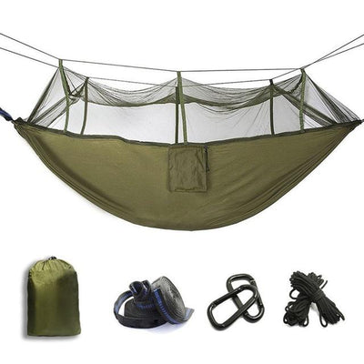 Outdoor Hammock Tent - Army Green