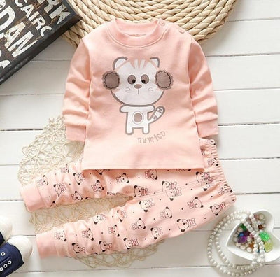 Infant Comfortable Cloth Sets - A 11 / 3m