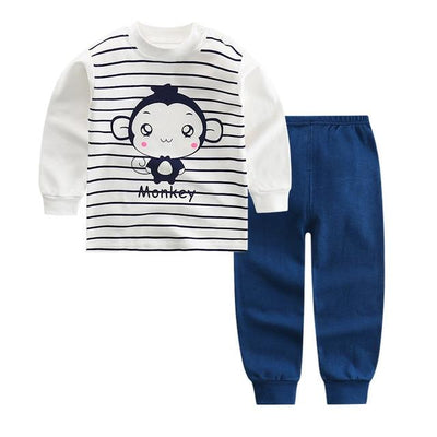 Infant Comfortable Cloth Sets - A 02 / 3m
