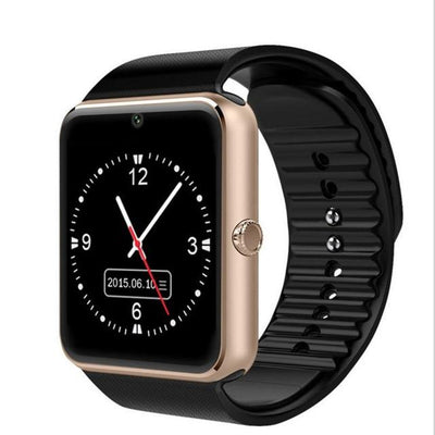 Android Watch - Black Gold