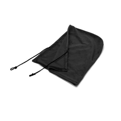 H-Shape Transport Pillow - Black Hat