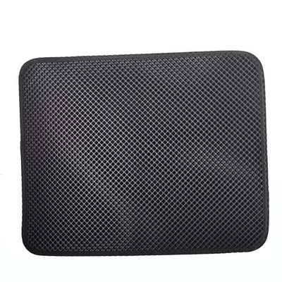 Cat Litter Mat Trapper - Black / 30x45cm