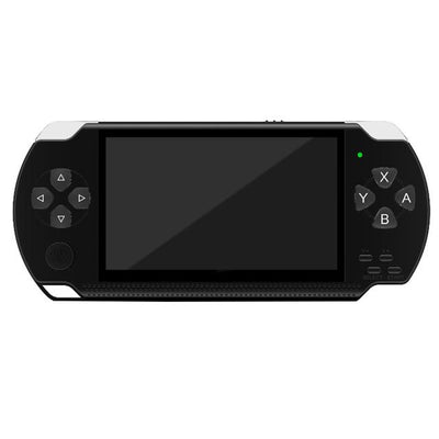 Handheld Game Console - Black