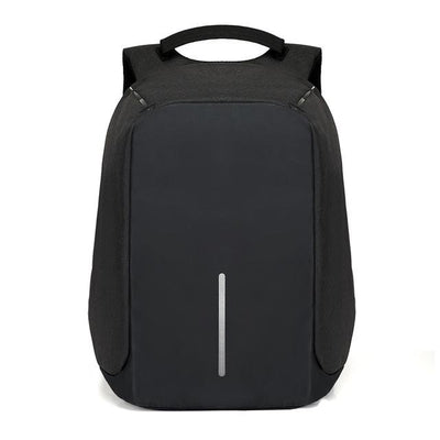 Anti Theft Backpack - Black