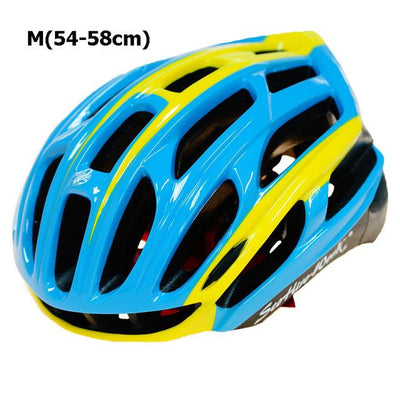 Ultralight Bicycle Helmet - Blue