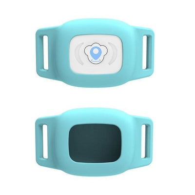 GPS Pet Collar Tracker - Blue