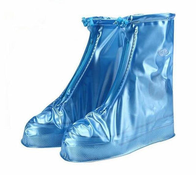 Waterproof Shoe Cover - Blue / S