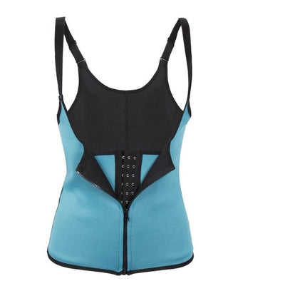 Ultra-Slimming Shape Wear - Blue / S