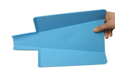 Foldable Fruit Vegetable Cutting Board - Blue