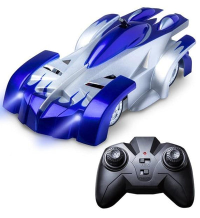 Anti-Gravity RC Car - Blue