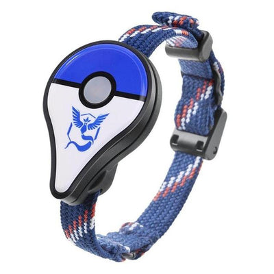 Pokemon Go Plus Bluetooth Bracelet - Blue