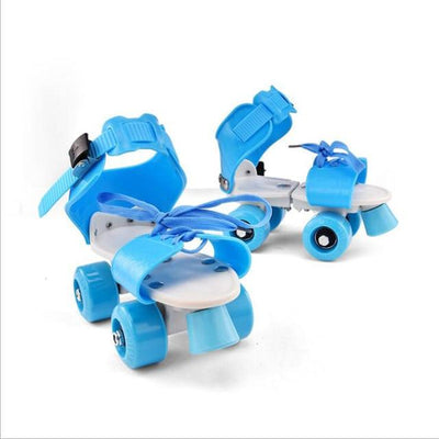Outdoor Kids Roller Skates - Blue
