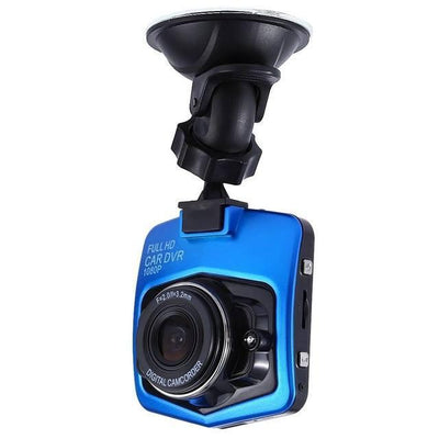 LT Full 1080P HD DVR DASH CAM - Blue