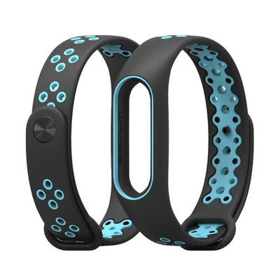 Sport Smart Mi Wristband 2 - Blue Black